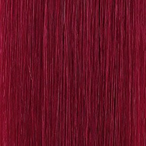 Blackberry coloured reusable hair extensions by Easihair Pro