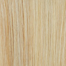 reusable hair extensions in Buttered Popcorn colour