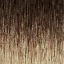 Cookie Dough Colour reusable hair extensions